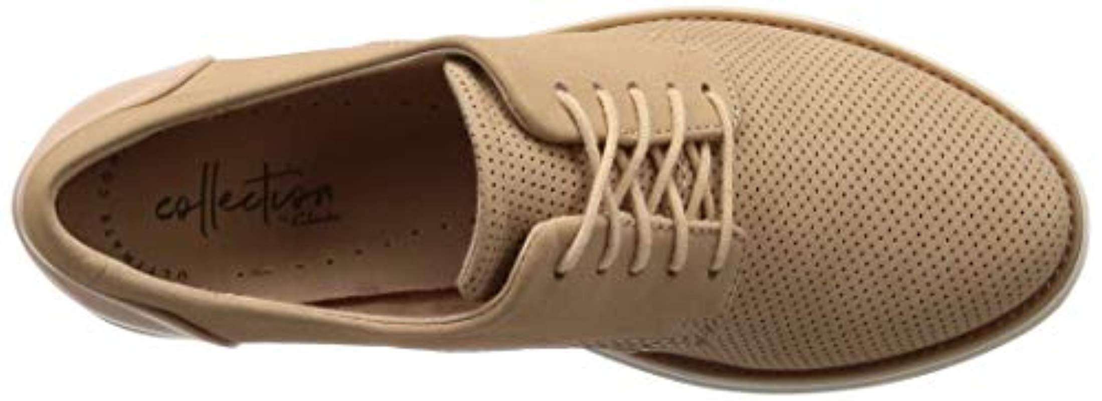 Fácil de comprender Escribe email triángulo  Oxford y blucher Zapatos de Cordones Derby para Mujer Clarks Sharon Crystal  Zapatos y complementos vitec.net.vn
