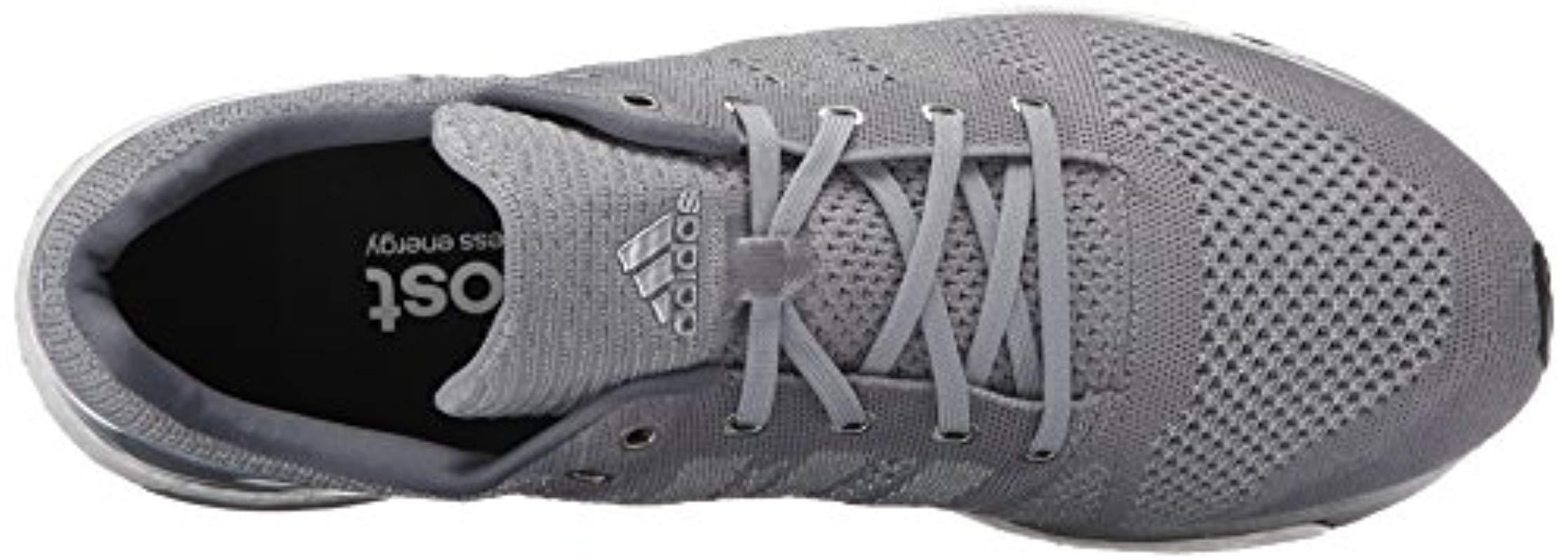 innovative design f32e6 1b4f3 Adidas - Gray Adizero Prime Ltd-u for Men - Lyst. View fullscreen