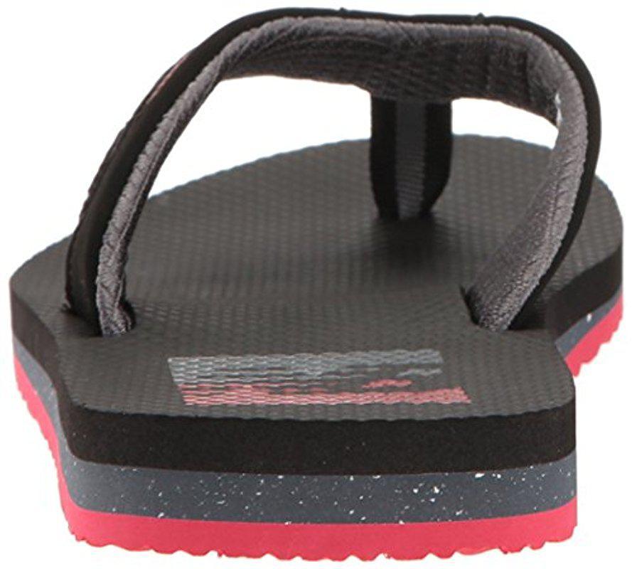 0a419c91368 New Balance - Black Brighton Thong Sandal for Men - Lyst. View fullscreen