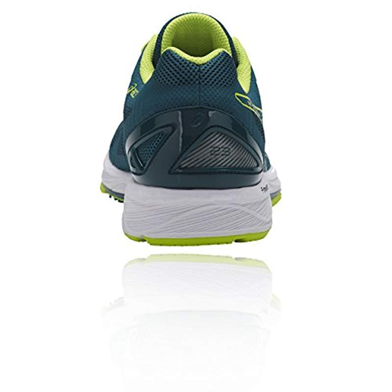 best service ef01a 498c6 Asics Gel-ds Trainer 23 Running Shoes in Green for Men - Lyst