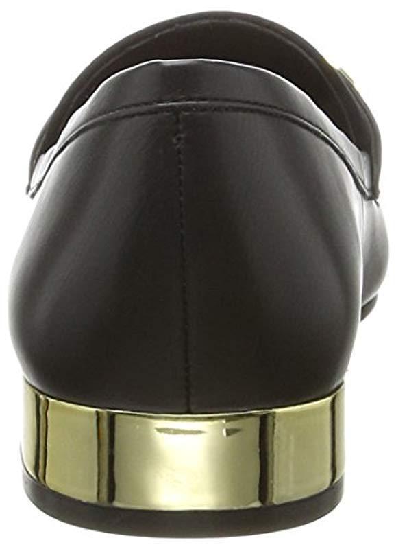 d99439f204b ALDO - Black   s Claurinda Loafers - Lyst. View fullscreen