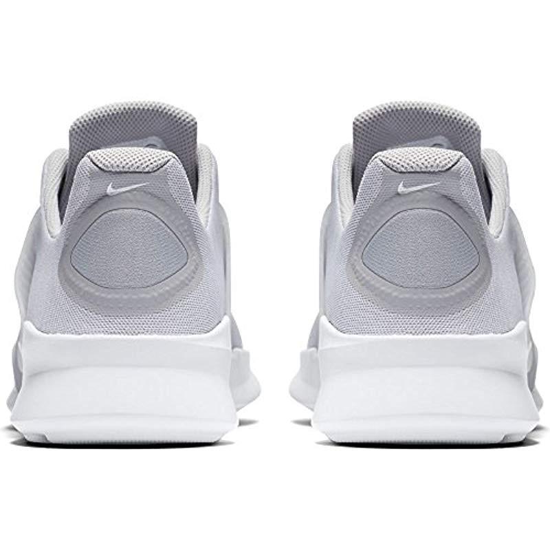 902813, Zapatillas de Gimnasia Hombre Nike de hombre de color Gris
