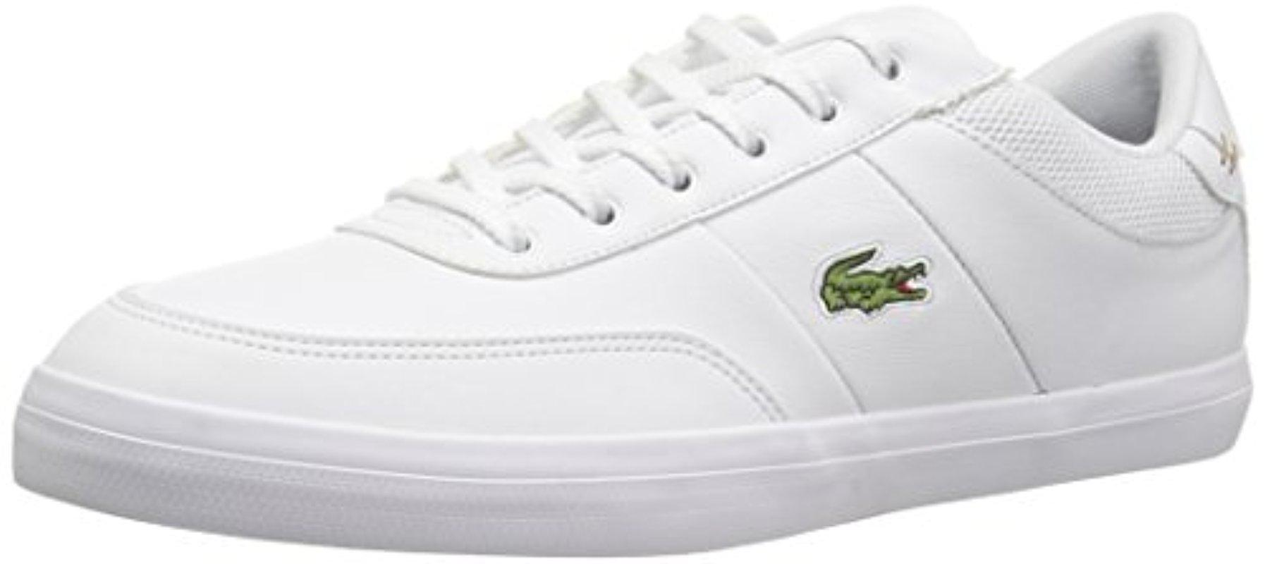 Lacoste Leather Court-master 118 2