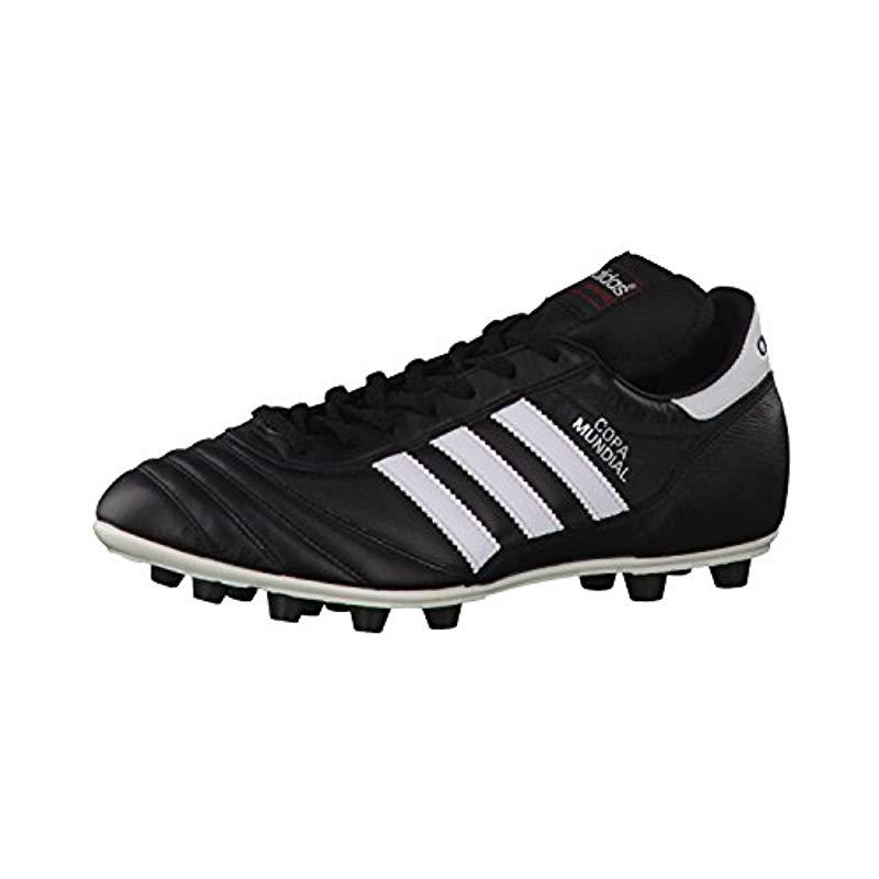 677b4c1d2186 Adidas Unisex Adults  Copa Mundial Football Boots in Black for Men ...