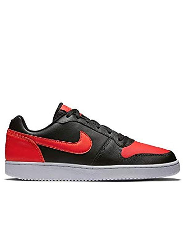 5780cb732b4 Nike - Red Ebernon Low Basketball Shoe for Men - Lyst. View fullscreen
