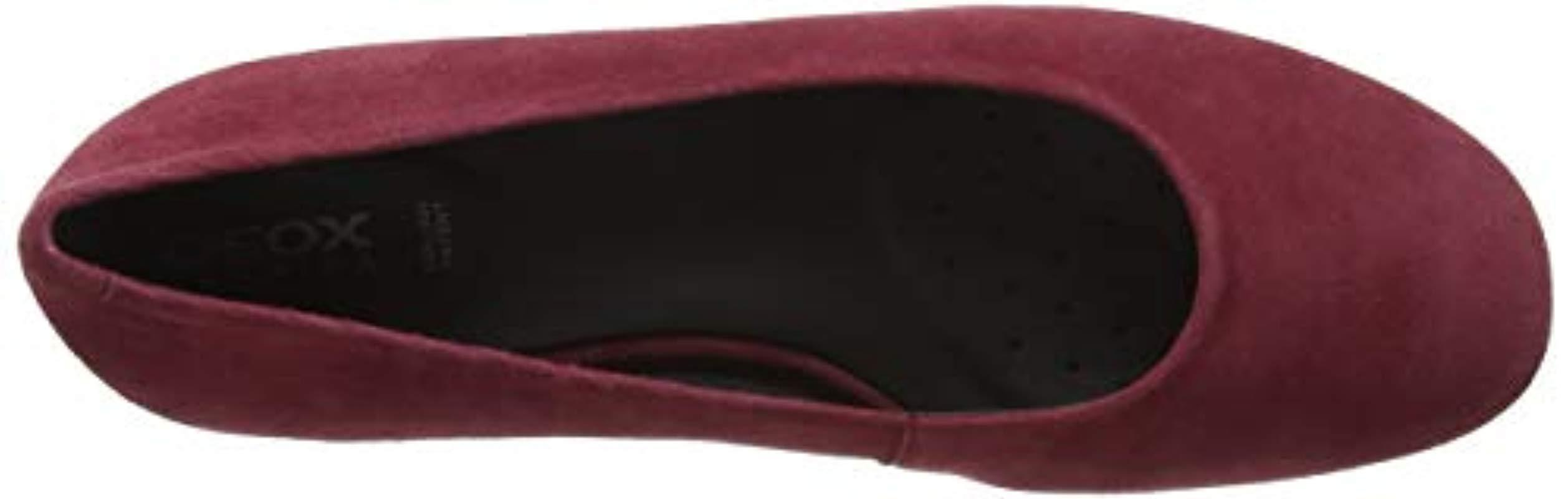 D Chloo Mid B, Zapatos de Tacón para Mujer Geox