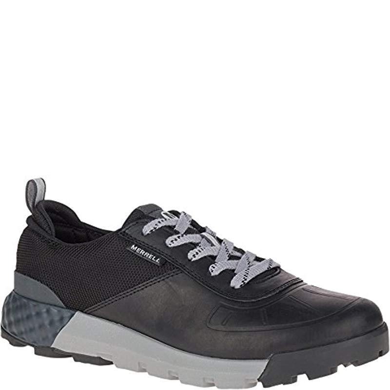 Merrell Leather Convoy Ac+ Hiking Shoe