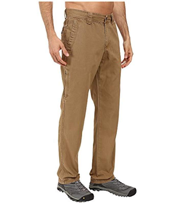 Columbia Men/'s 5-Pocket Pants UPF 50 Omni-Shield Flax Tan