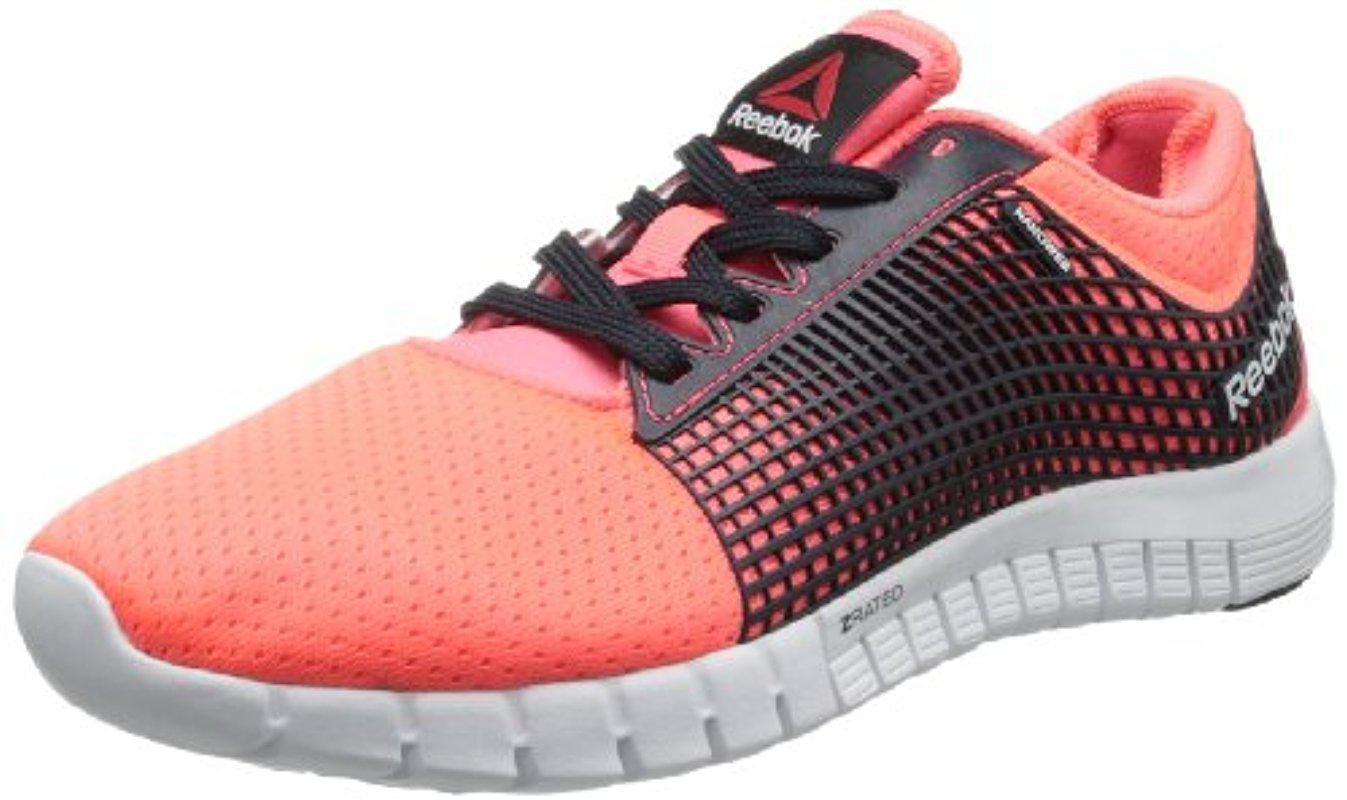 bce7105b0aaa Reebok - Multicolor Zquick Running Shoe - Lyst. View fullscreen