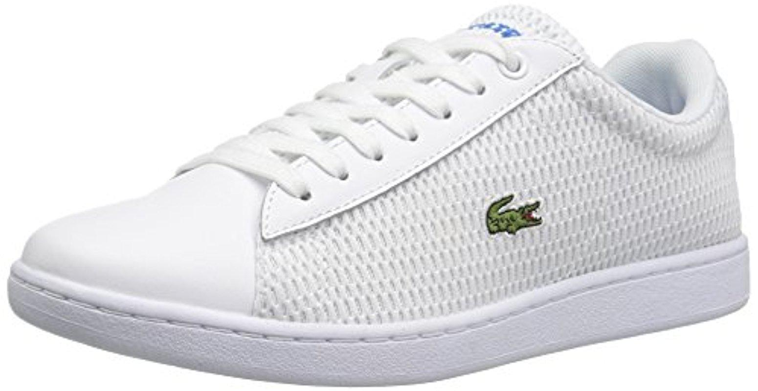 dad58192cbc5c4 Lyst - Lacoste Carnaby Evo 217 1 Shoe
