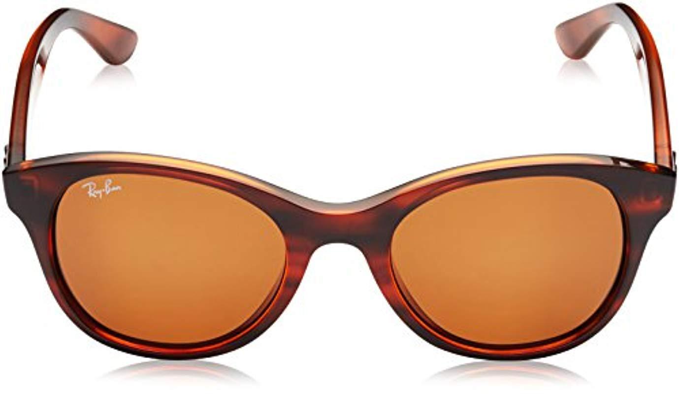 002b67c315 Ray-Ban - Brown Unisex Sunglasses Rb4203 - Lyst. View fullscreen