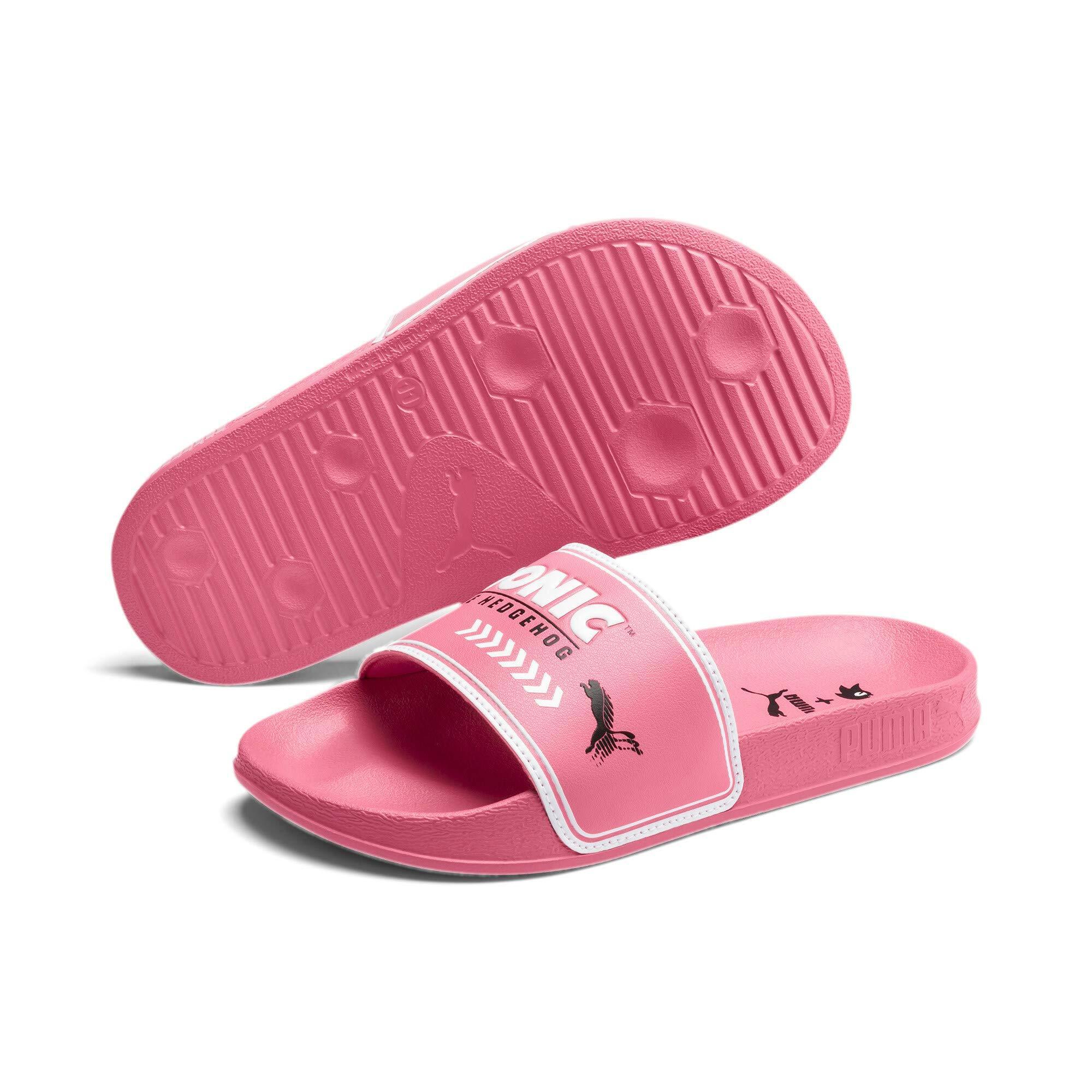 Zapatos de Playa y Piscina Unisex ni/ños PUMA Leadcat FTR PS