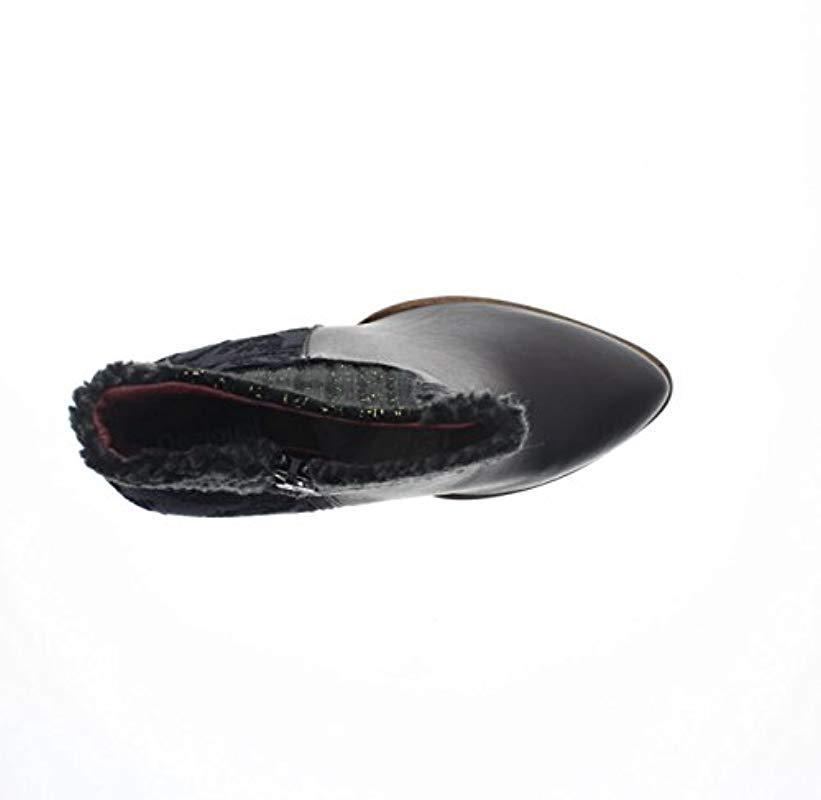 67ts7a3, Bottes pour Desigual en coloris Noir