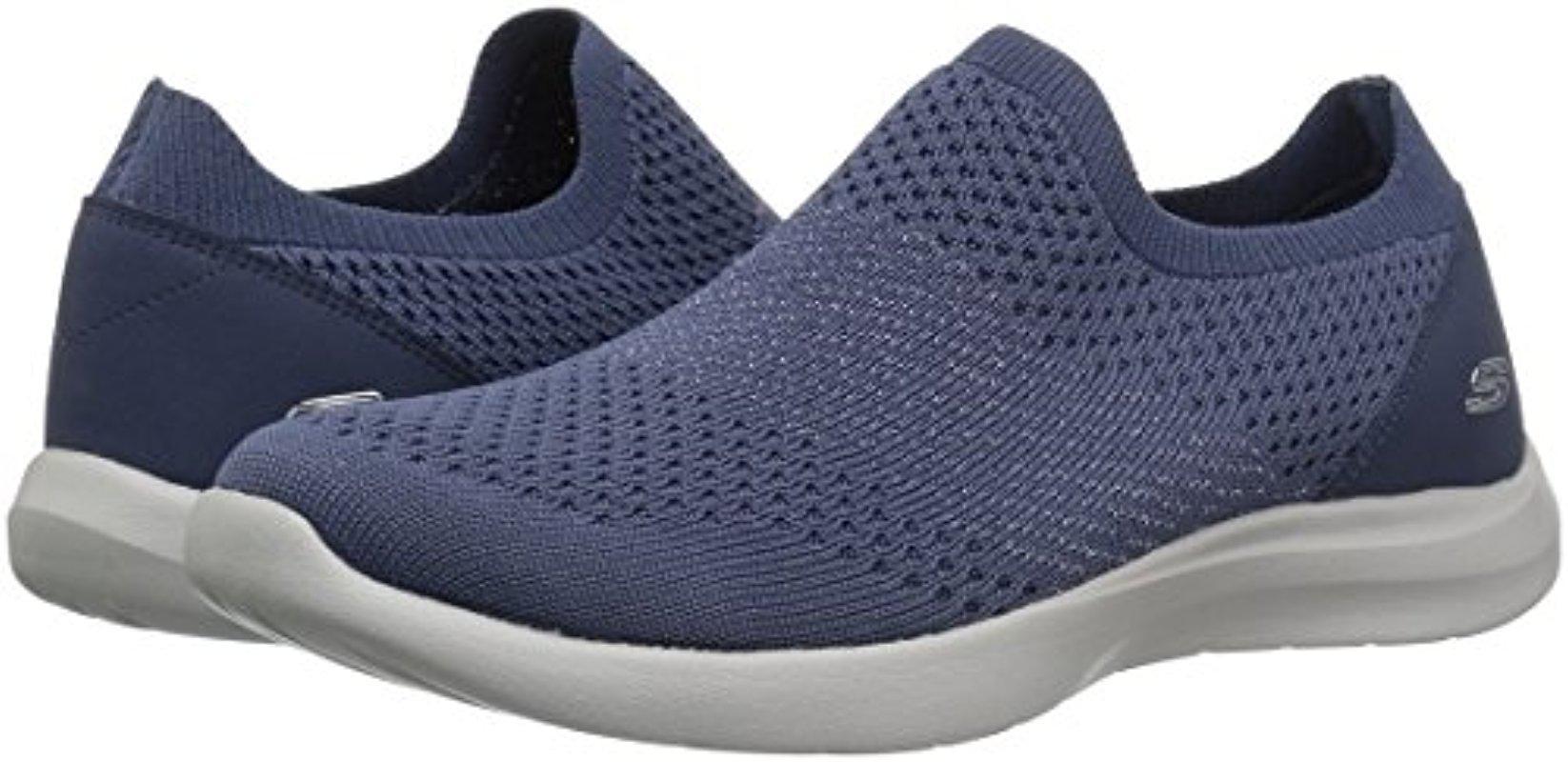 Skechers Studio Comfort in Slate (Blue