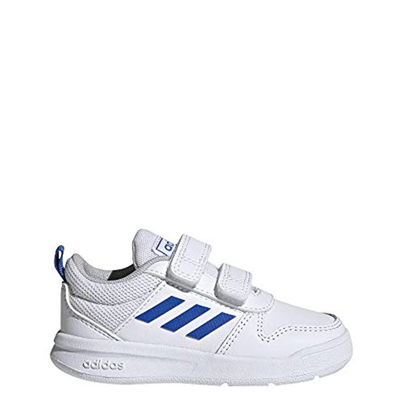 adidas Unisex Adults' Tensaur I Trail Running Shoes in White