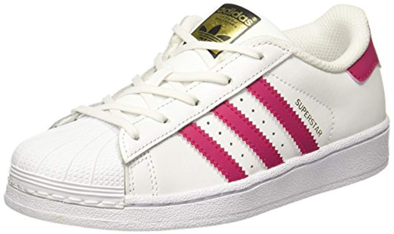 Superstar C, Zapatillas para Niños adidas de hombre
