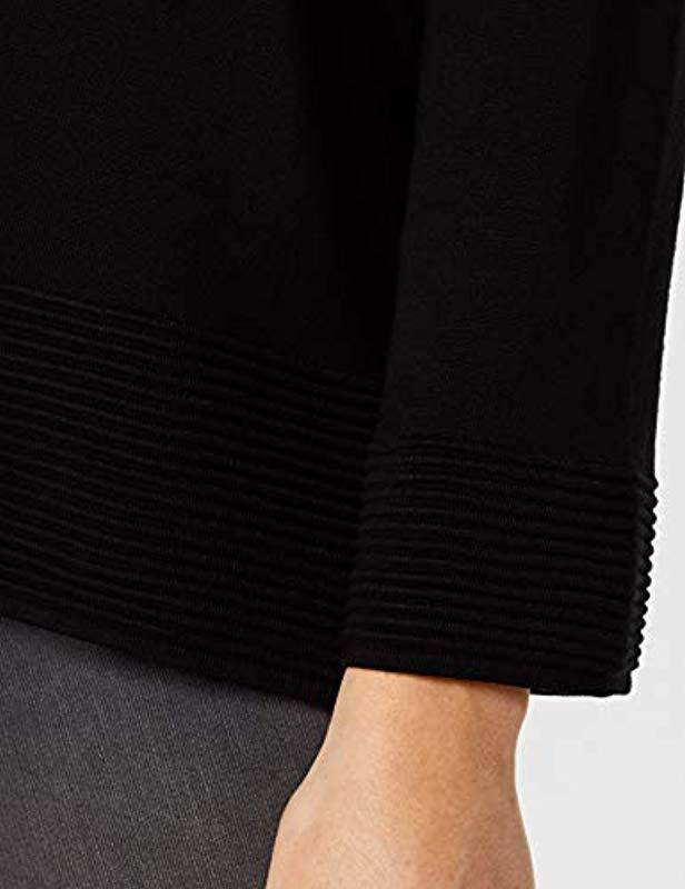 s.Oliver BLACK LABEL 01.899.61.5556 Pullover in Schwarz - Sparen Sie 34% R7cOK