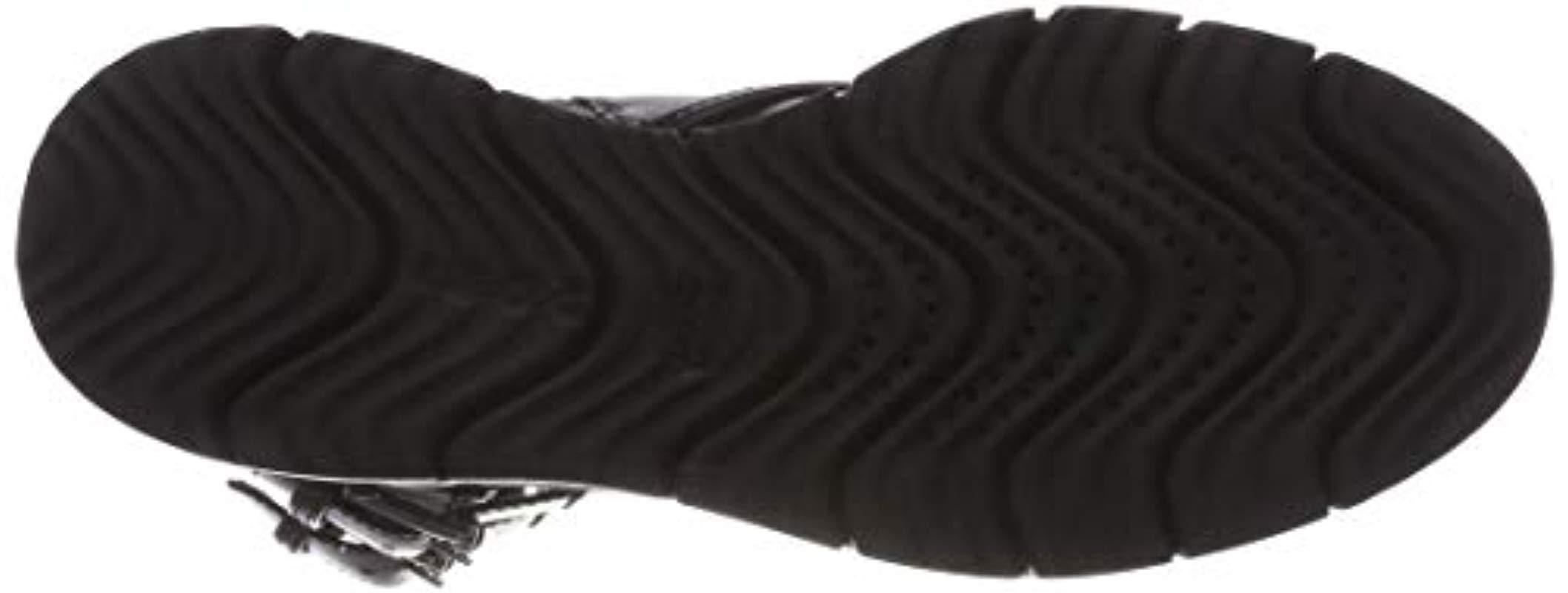 D PORTHYA D Geox de color Negro - 65 % de descuento