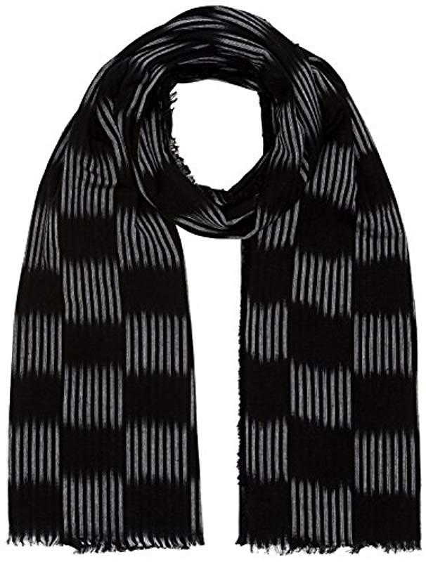 Levi s. Men s Ikat Checkerboard Oblong Scarf ... 957045e1a9932
