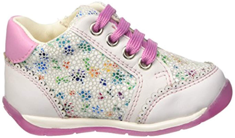 B Each Girl C, Botines de Senderismo para Bebés Geox de color Rosa
