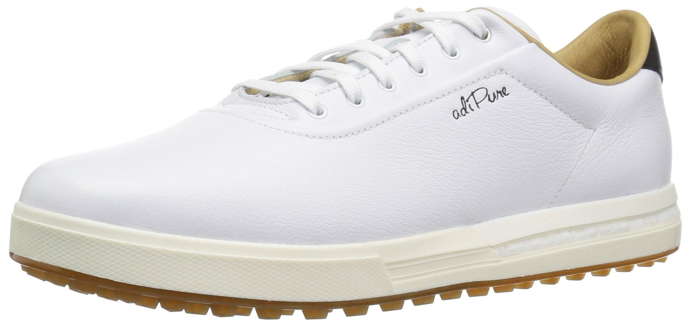 adipure sp golf shoes white