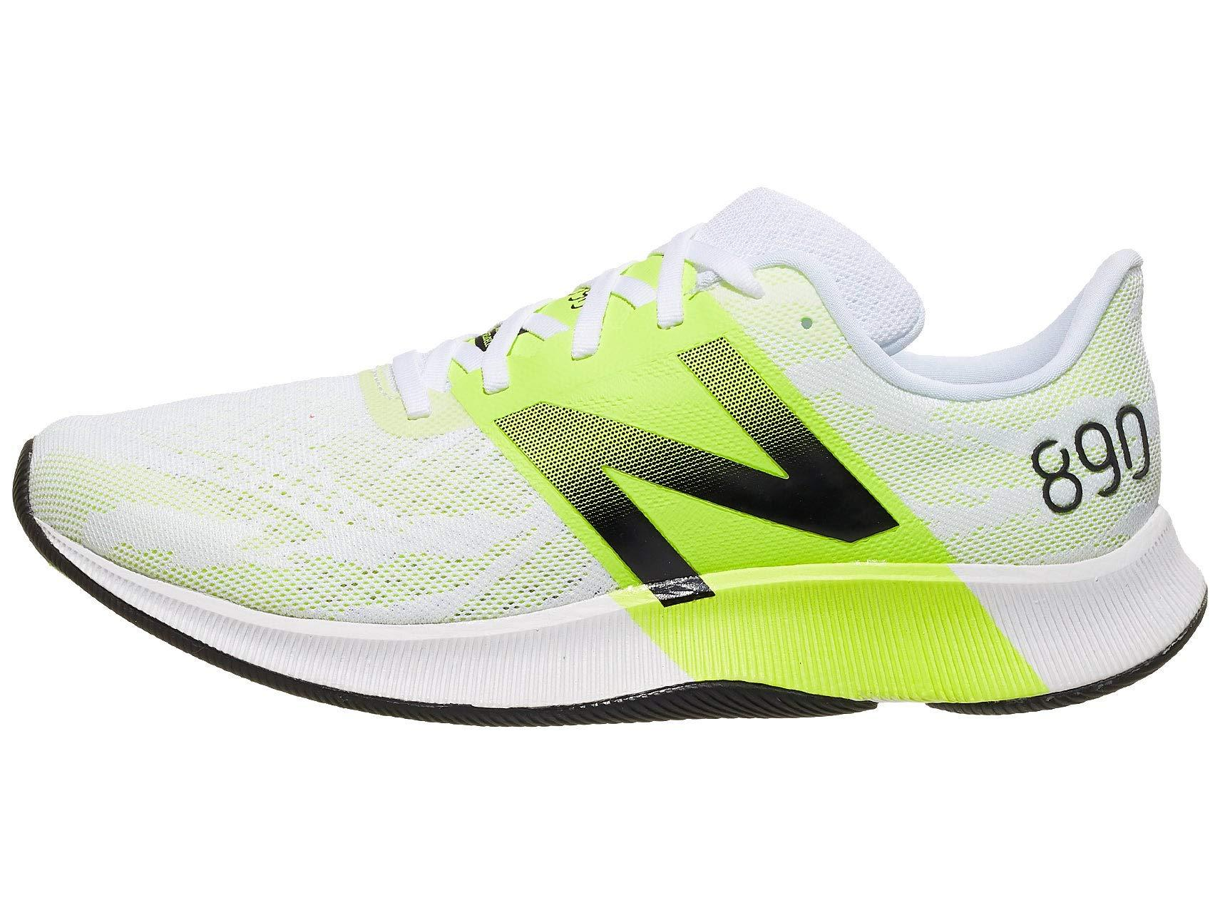 Green New Balance Mens FuelCell Prism Running Shoes Trainers Sneakers