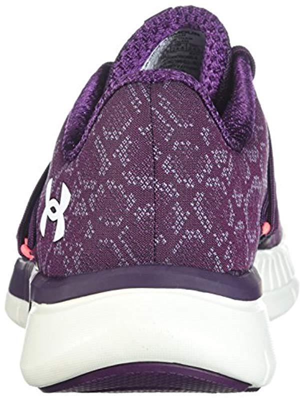 e45928141e05 Under Armour  s Ua W Charged Transit Training Shoes in Purple - Lyst