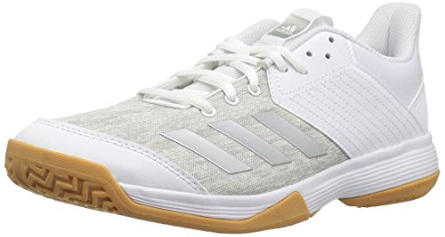 444741a86 adidas Ligra 6 Volleyball Shoe for Men - Lyst