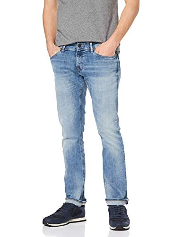 eacdddc6 Tommy Hilfiger Slim Scanton Dyrxlt Jeans in Blue for Men - Lyst