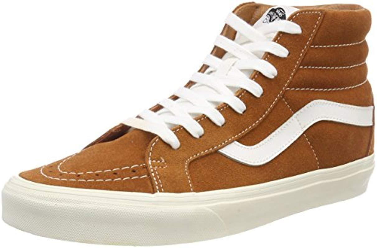 54ce5a6e8a Vans. Men s Brown Butyans Sk8-hi Reissue ...