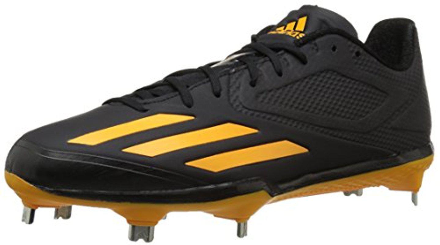 sale retailer 1ae13 043da Lyst - Adidas Adizero Afterburner 3 Baseball Shoe,blackgoldg