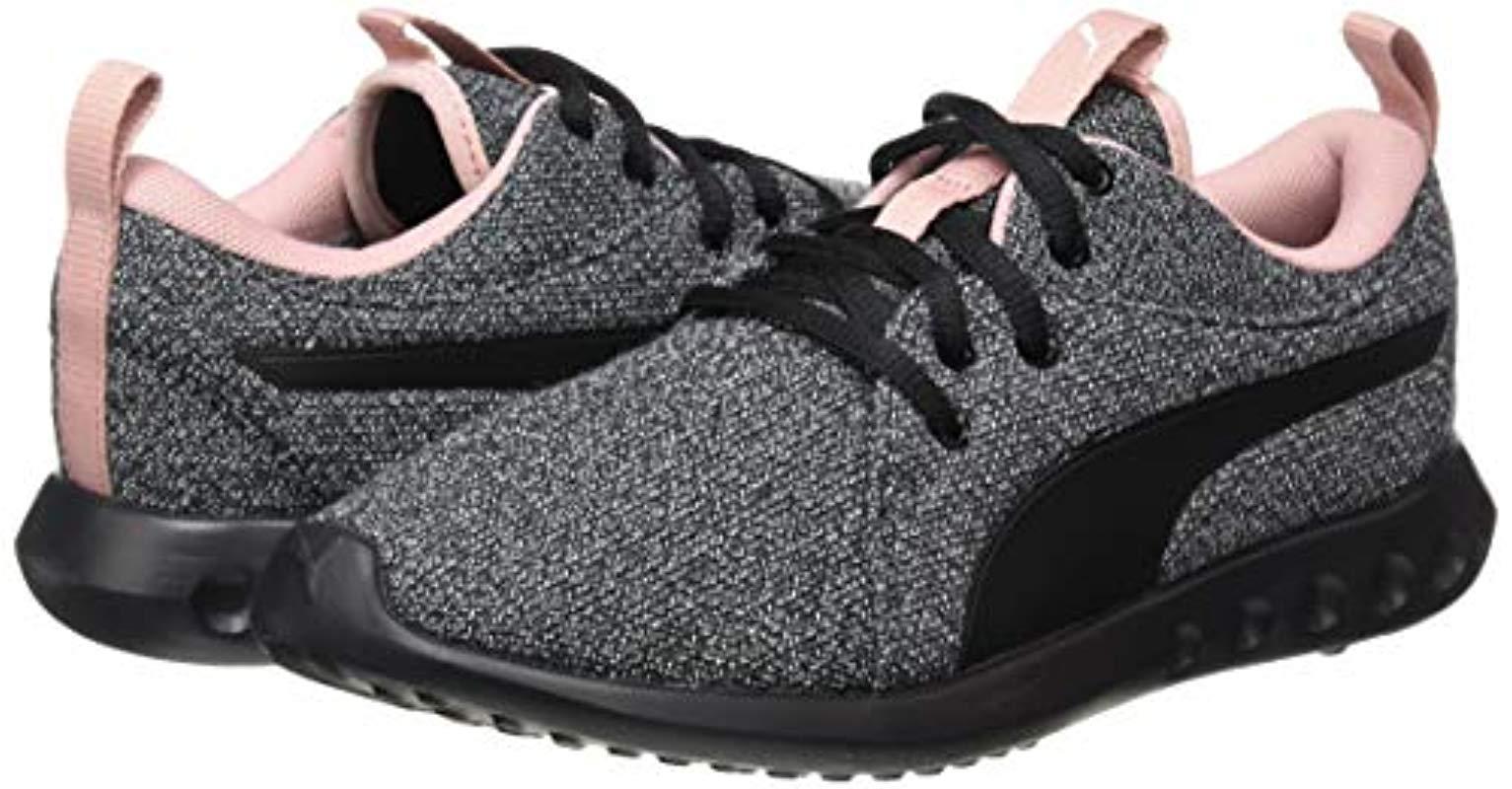 Running Femme PUMA Carson 2 Knit Nm WNS Chaussures Sports et Loisirs