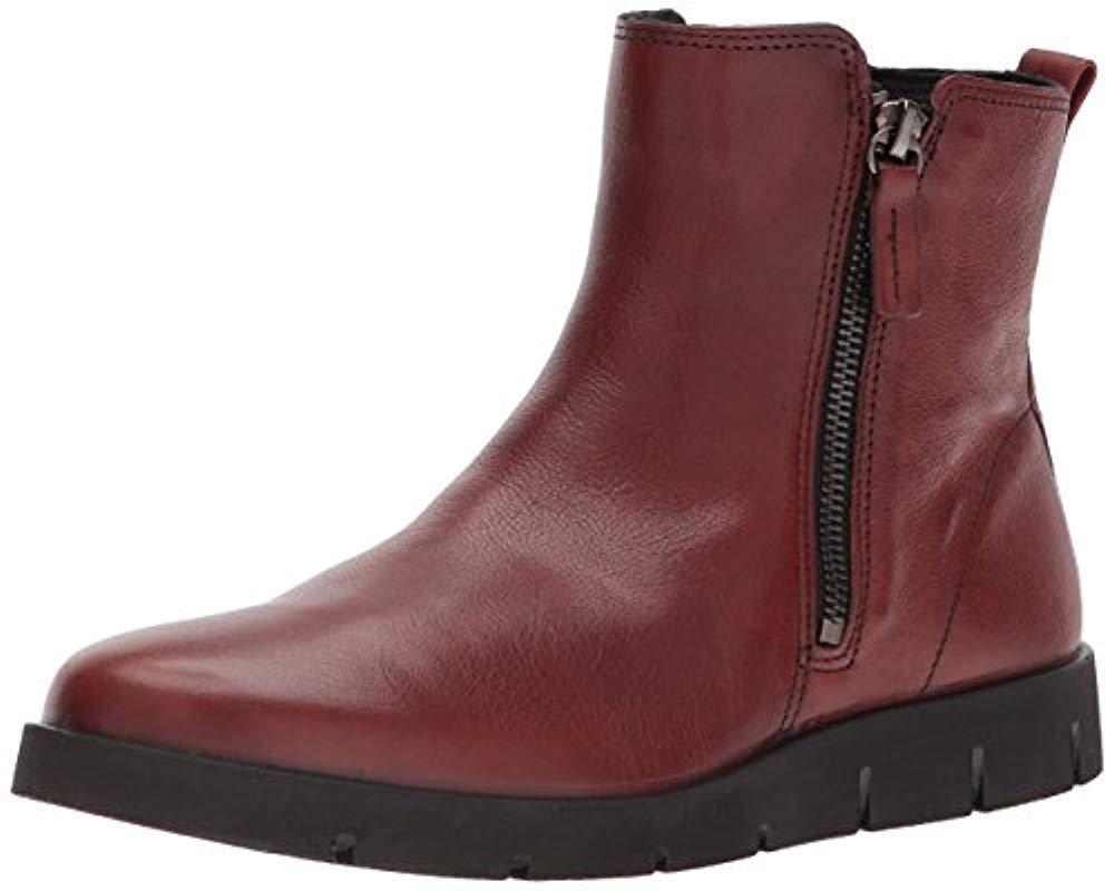 1e82dd08e933 Ecco Bella Boots in Brown - Lyst