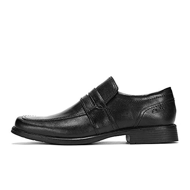 Clarks Slip-on Loafer Flats Shoes