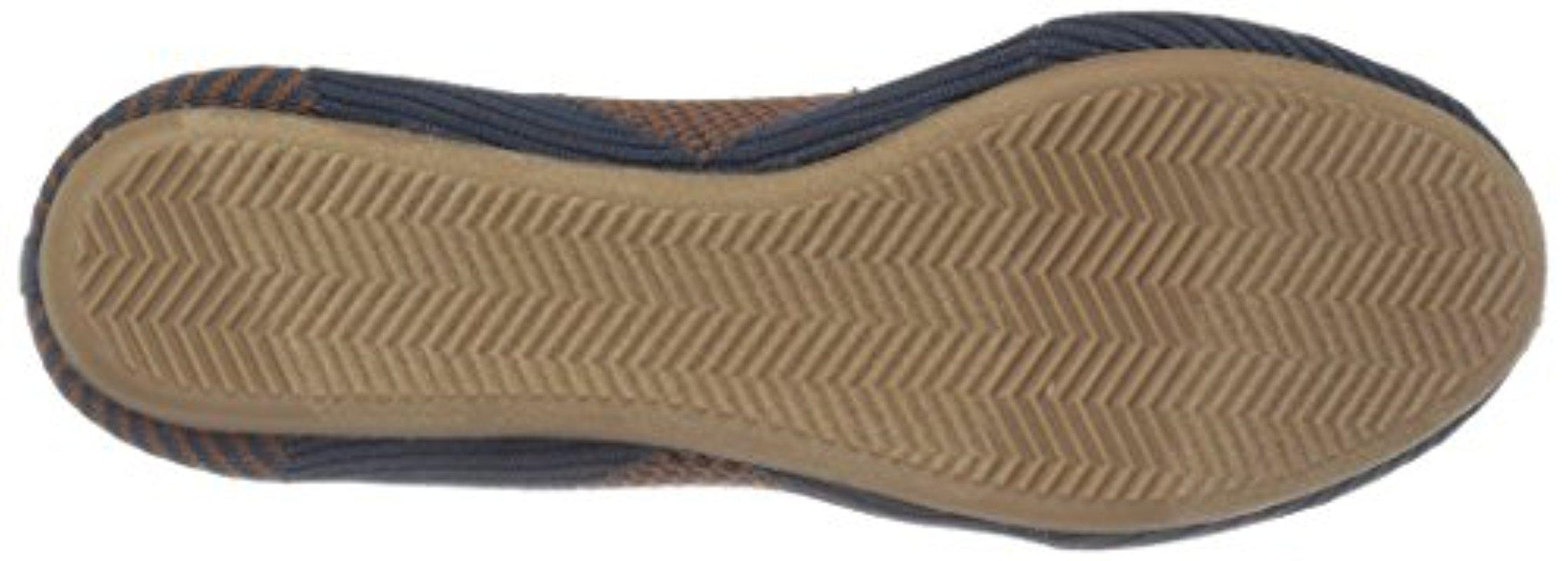 Steven By Steve Madden Leather Nc Beck Flat In Blue Lyst