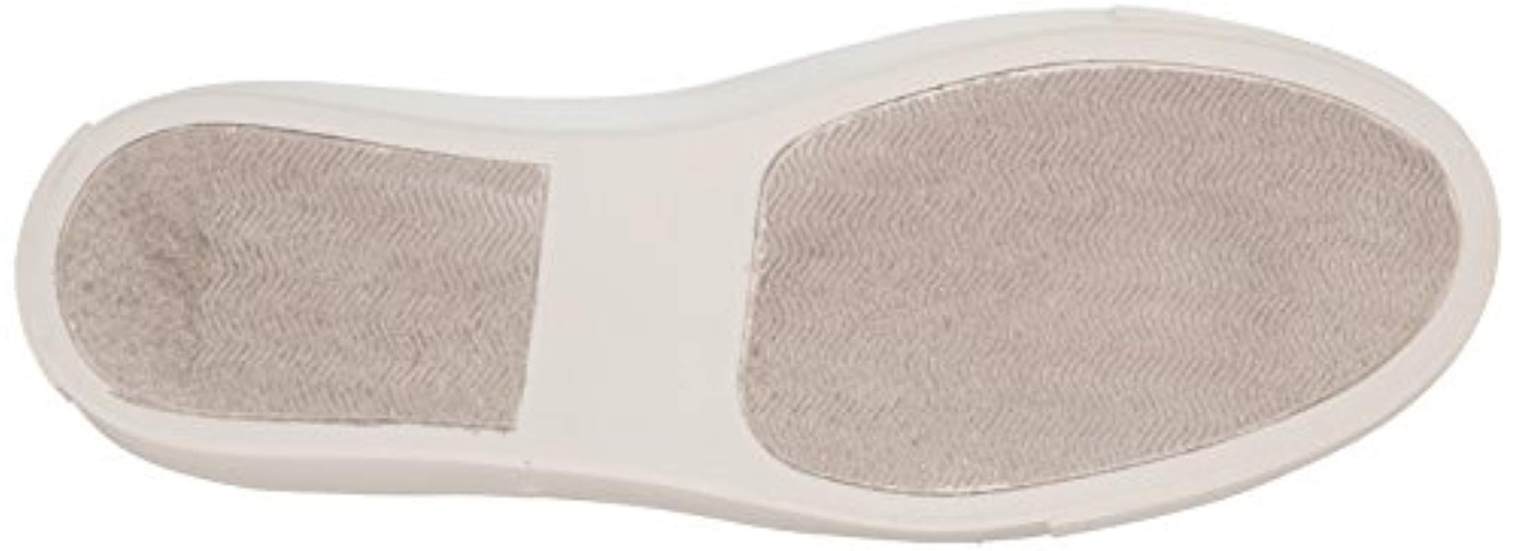 Steve Madden Rubber Ecentrcq Sneaker in White