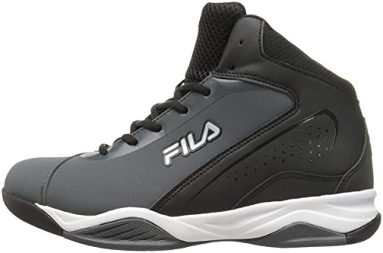 Fila Leather Contingent Basketball Shoe