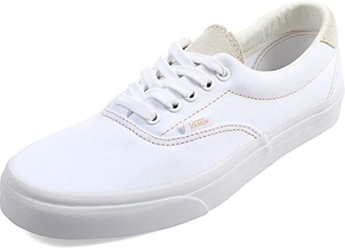 d7ef5226378988 Vans  s Ua Era 59 Low-top Sneakers in White for Men - Lyst