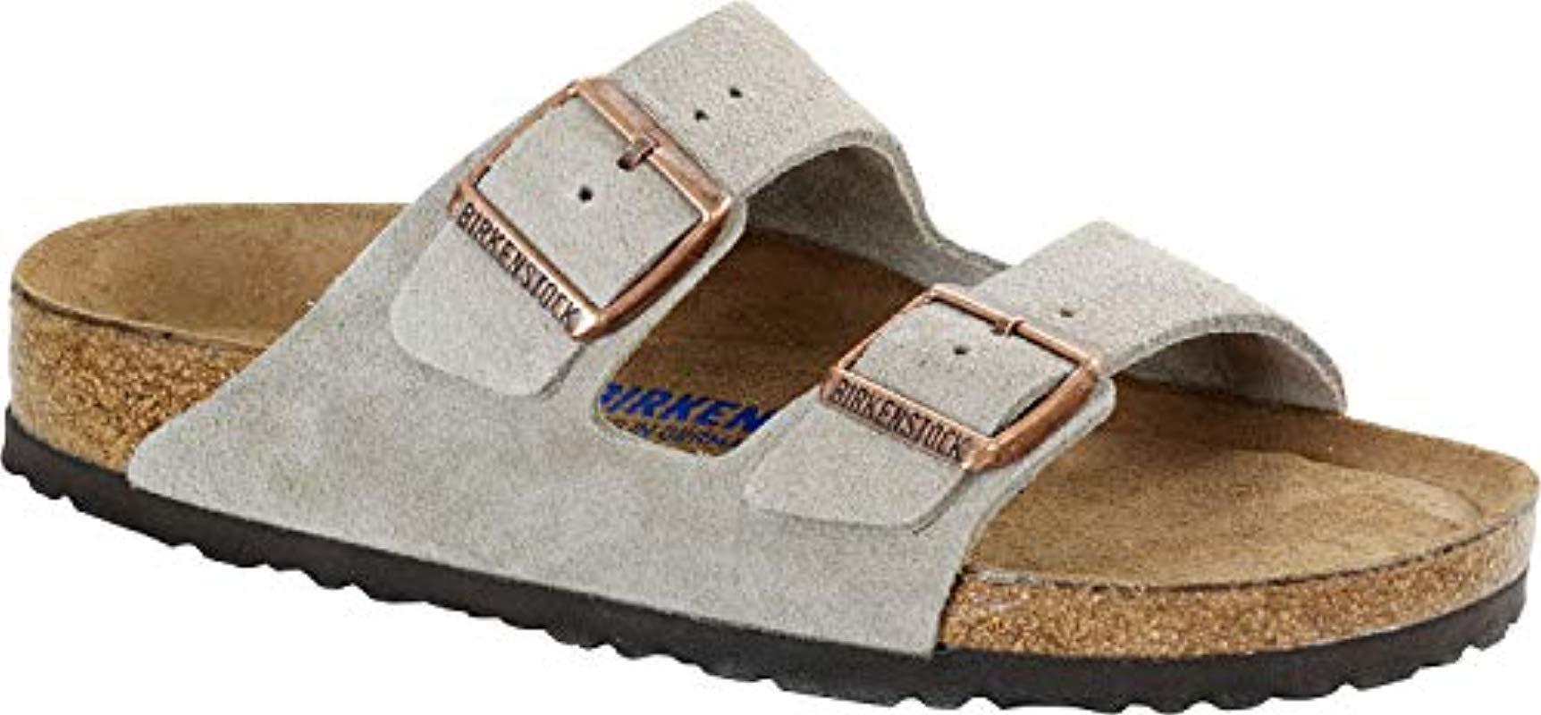 9b133b1d4d Lyst - Birkenstock Arizona Unisex Leather Sandal for Men