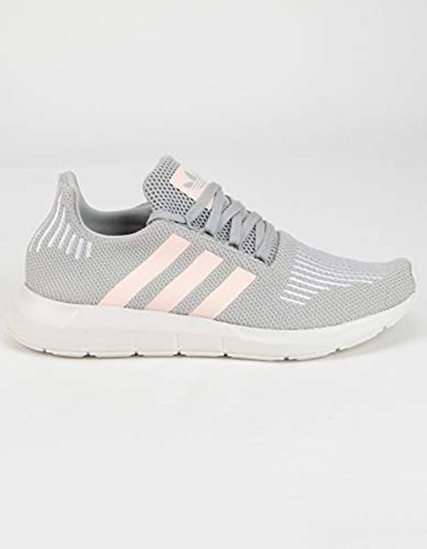 adidas swift run grey womens