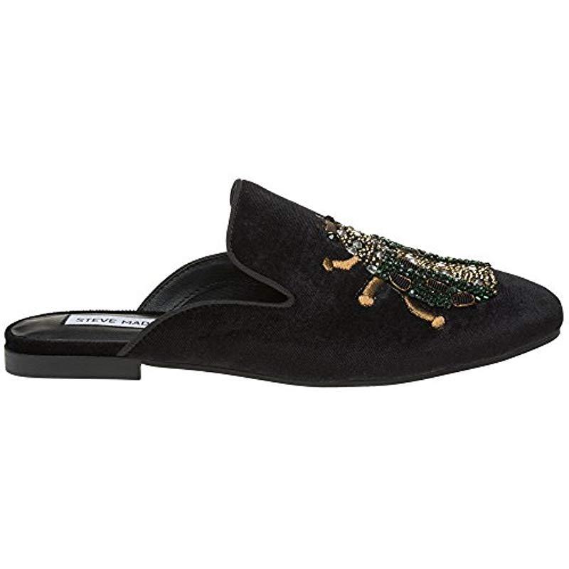 1dfea3540646b Steve Madden Hugh Loafer Shoes Black in Black - Save 33% - Lyst