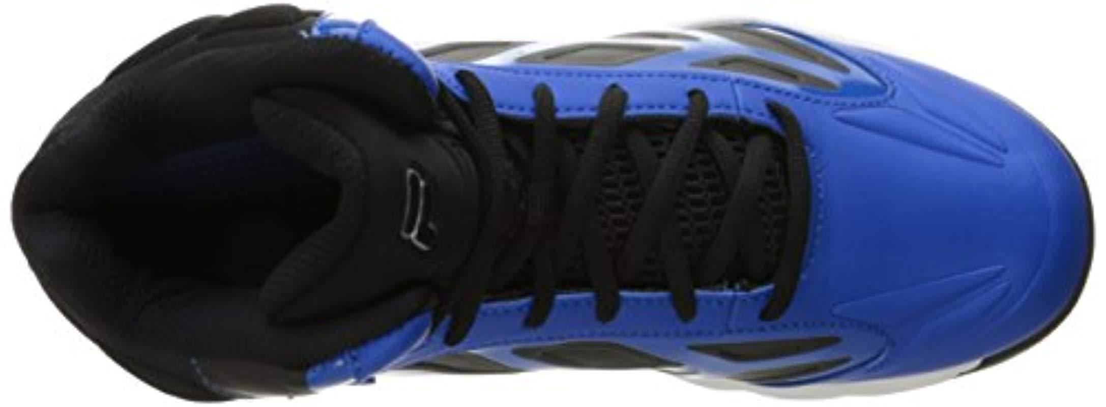 Fila Leather Torranado Basketball Shoe