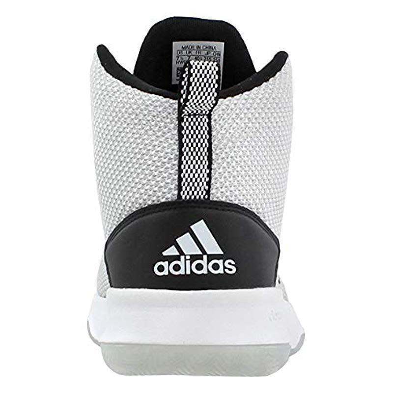 half off cbcd7 da306 Adidas - Multicolor Neo Cf Executor Mid Basketball-shoes for Men - Lyst.  View fullscreen