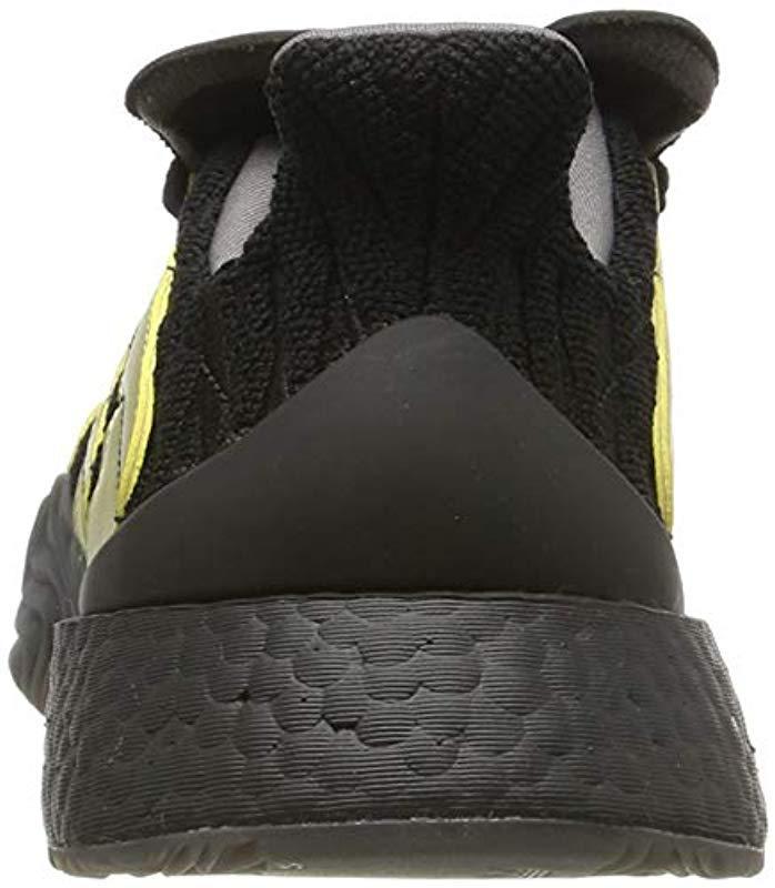 aac3336f3ae68 adidas Sobakov Boost Gymnastics Shoes in Black for Men - Lyst
