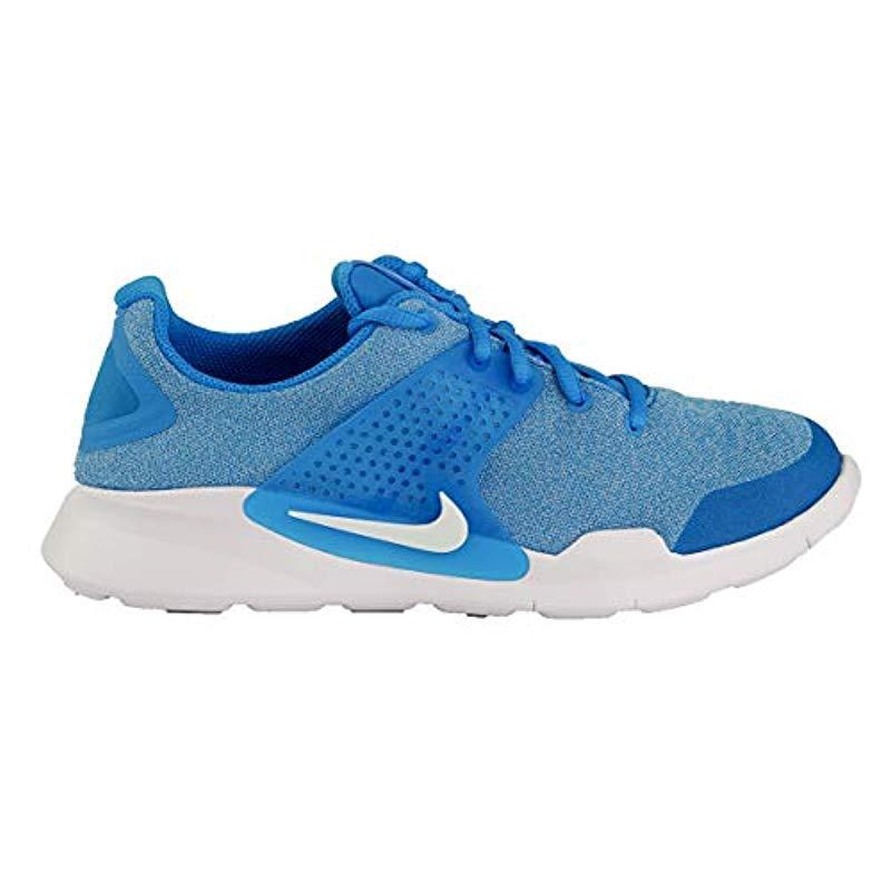 98372eb7f5f4f Lyst - Nike Arrowz Sneaker in Blue for Men