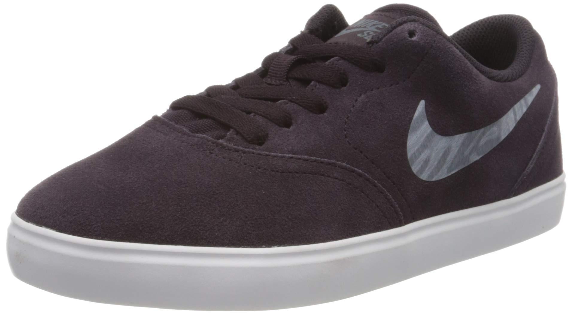 SB Check Suede Ess+ (GS), Chaussures de Skateboard Mixte Adulte Nike