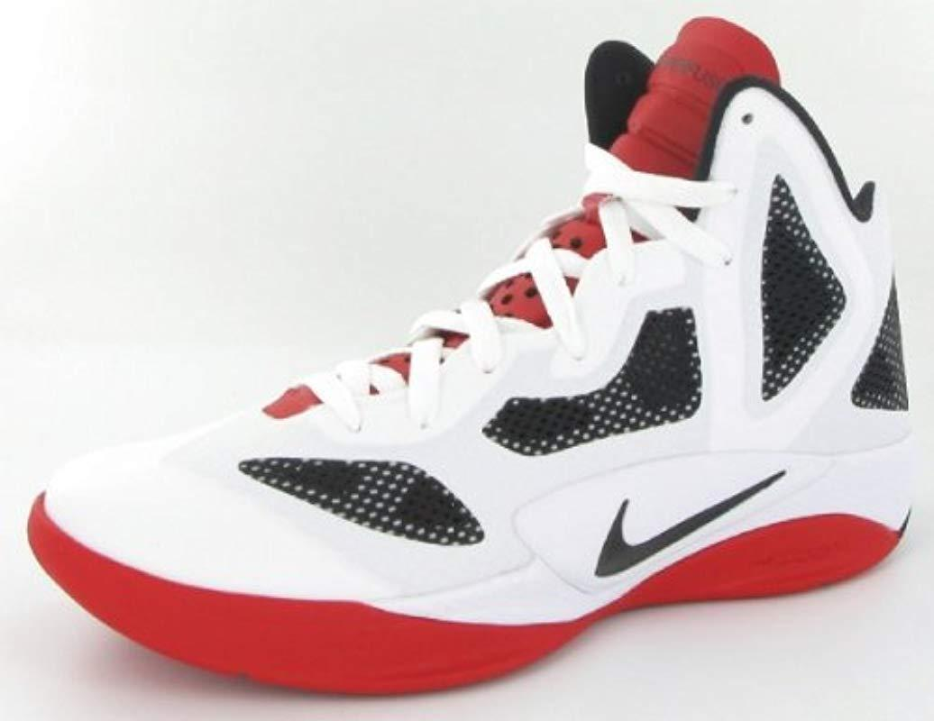 d5a5b54861def Nike White S Zoom Hyperfuse 20 Style # 454136 Sport Trainer Shoes for men