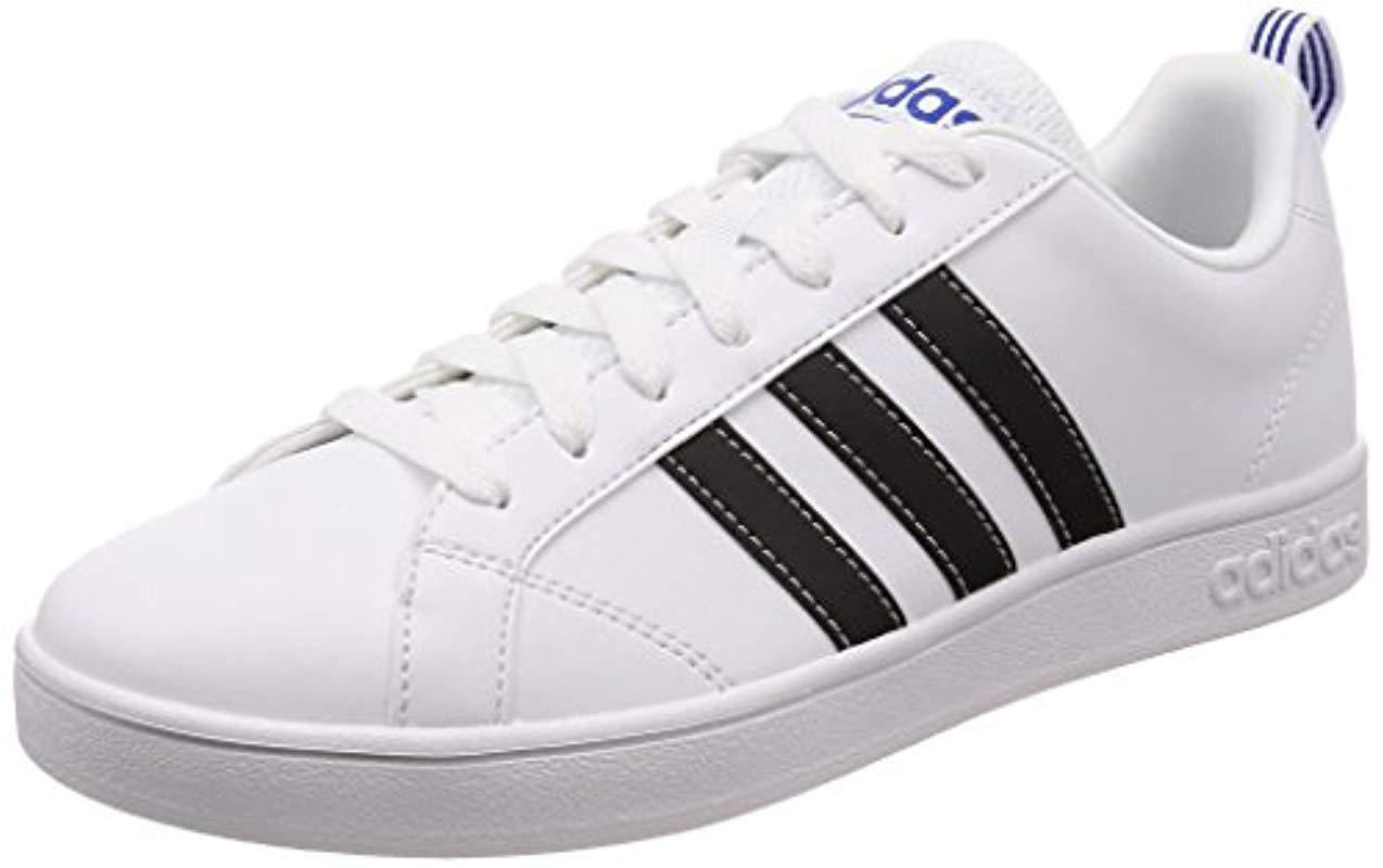 e7c376dd32d49 adidas Synthetic Vs Advantage Tennis Shoes for Men - Lyst