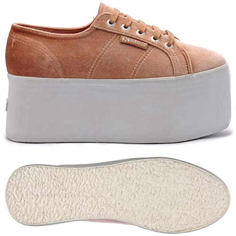 huge discount 45300 75729 Superga Sneakers Donna Mod. S00dbu0 918 Pink Dusty Coral ...