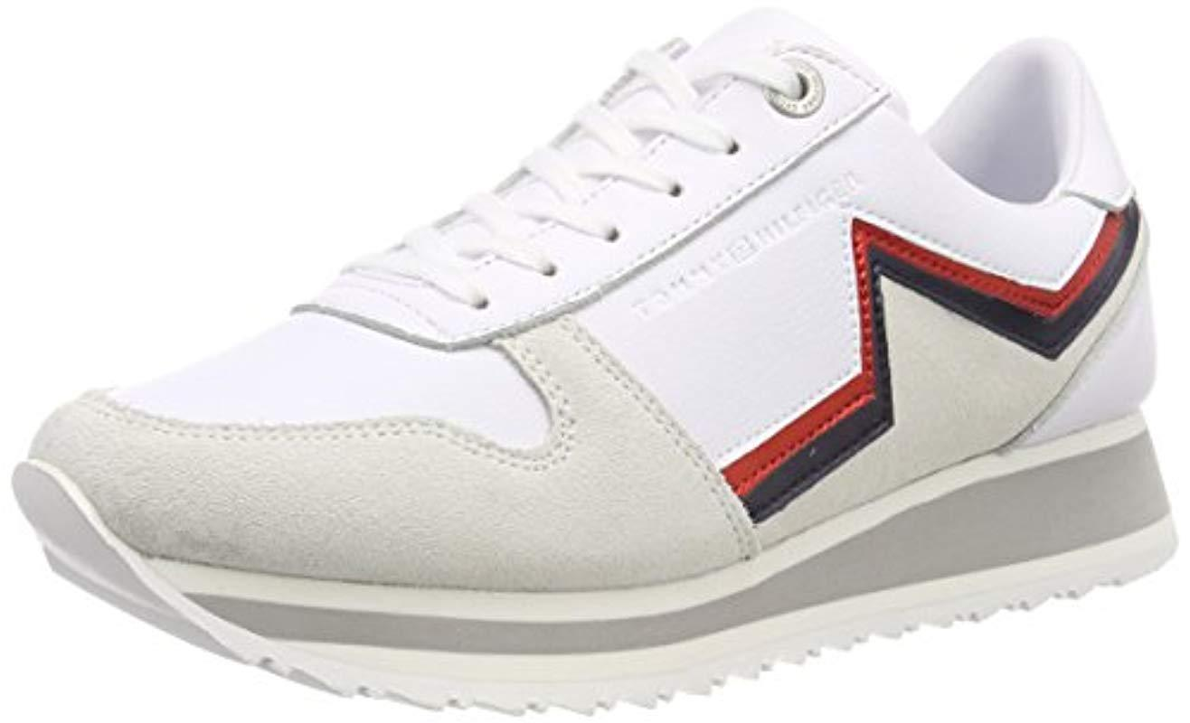 Tommy Hilfiger Leather Tommy Star Retro